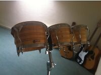 LP Bongo drum kit and stand - LP Generation III - The best