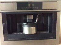 Ex showroom AEG built-in coffee machine