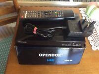 Openbox V8S Set Top Box Satellite Tv