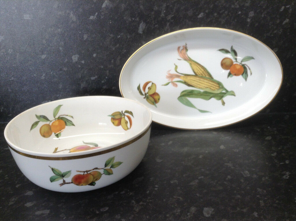 Royal Worcester oven to tableware Dishes