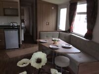 2016 Swift Loire 2 bed 6 berth static caravan