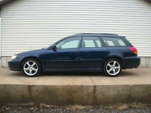 2006 Subaru Legacy ALL WHEEL DRIVE WAGON