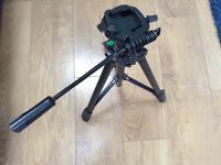 Sony camera tripod with quick connect fitting
