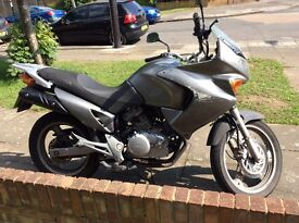 Honda varadero 125cc very nice bike to ride £1100