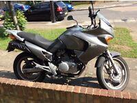 Honda varadero 125cc very nice bike to ride £1100
