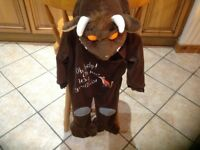 Gruffalo Halloween outfit