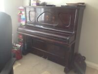 piano - upright