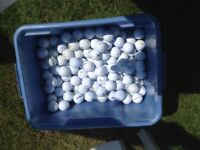 Used Golf Balls. 150. Selling in mixed lots of 50 Balls for £10 a lot