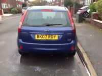 Ford Fiesta 1.4 TDCI 5 Door Ghia 2007