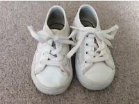 Boys Adidas junior size 5 trainers