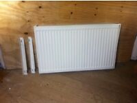 Panel Radiators with Wall Brackets