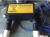 Yamitsu ultra violet water clarifier 13 watts