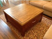 Solid Wood Coffee Table(Reduced Price)