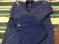 Blue Fighting Films Judo GI (Black Label)