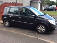Renault Scenic. Great family car