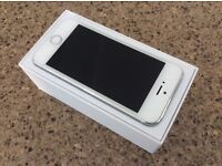 Iphone 5s, silver, 16gb- vgc