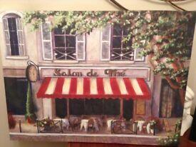 Canvas picture (kitchen)