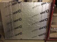 Kingspan type insulation board