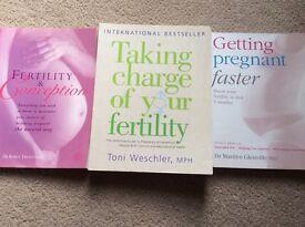 Fertility books bundle