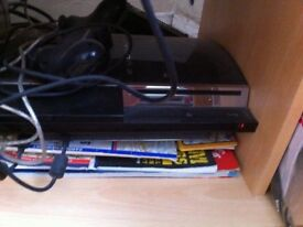 Playstation 3 + FIFA 14 & accessories