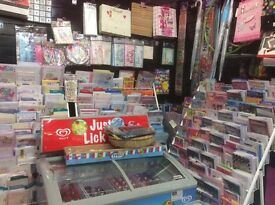 Cards and Confectionery Shop