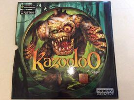 Kazooloo iPad game