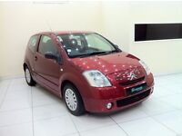 Citroen C2 1.4 HDi SX 3dr - 12 Month MOT - £20 Annual Road TAX