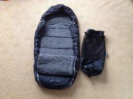 Quinny Buzz snuggle bag