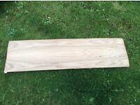 Oak veneer sheets x 100. £2
