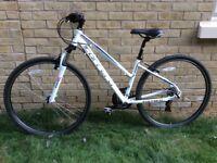 Carrera Crossfire 1 Womens Hybrid Bike