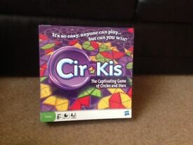 Cirkis Board Game