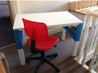 IKEA Desk and Chair. BRAND NEW!