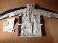 Tenson MPC Jacket Cream/ Black Size L