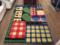 Children's Play Mat 133 x 195cm
