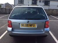 2005 VOLKSWAGEN PASSAT TDI ESTATE HIGHLINE + AUTOMATIC + LADY OWNED 9 YEARS + FULL LEATHER!!