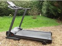 Carl Lewis Foldable Treadmill (Delivery Available)