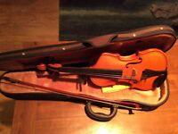 Andreas Zeller 1/2 Violin