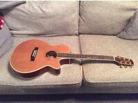 Takamine electro acoustic guitar