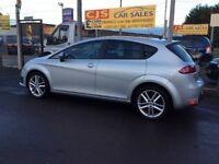 Seat Leon FR 2.0 tdi diesel 170 2012 one owner 70000 fsh full year mot mint car fully serviced maypx