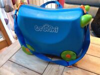 Blue trunki, VGC