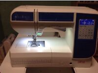 Elna Excellence 680 sewing machine