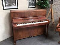 1930 Challen, London Upright Overstrung Piano - CAN DELIVER