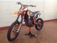 **2008 KTM SXF 450 (Electric-Start Model) **(Single Bike Trailer Available on Request)
