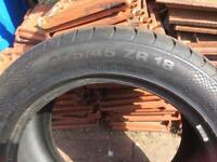 Continental conti sport tyre £25 each tyre