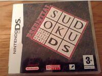 Sudoku DS Nintendo DS Game