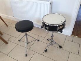 Mapex V Series Drum Kit - 5 Piece in Black.