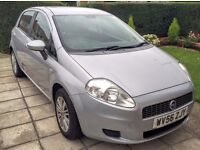 2006 (56) FIAT Grande Punto Dynamic 1.2 | 58000 miles | 1 year MOT | Good condition | Cheap to run