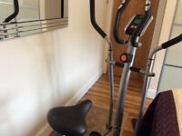 V - Fit 2 in 1 Cycle Trainer