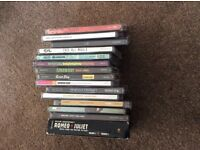 CDs including Green Day