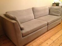 Large IKEA Stockholm Sofa for sale